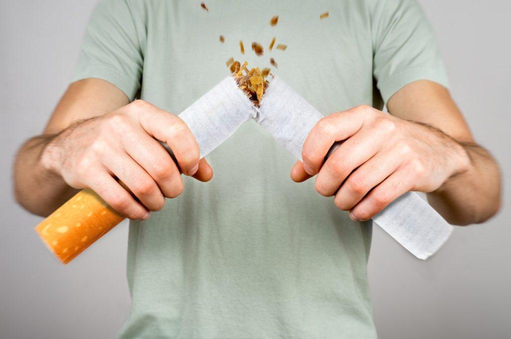 Dejar de fumar mejora tu salud