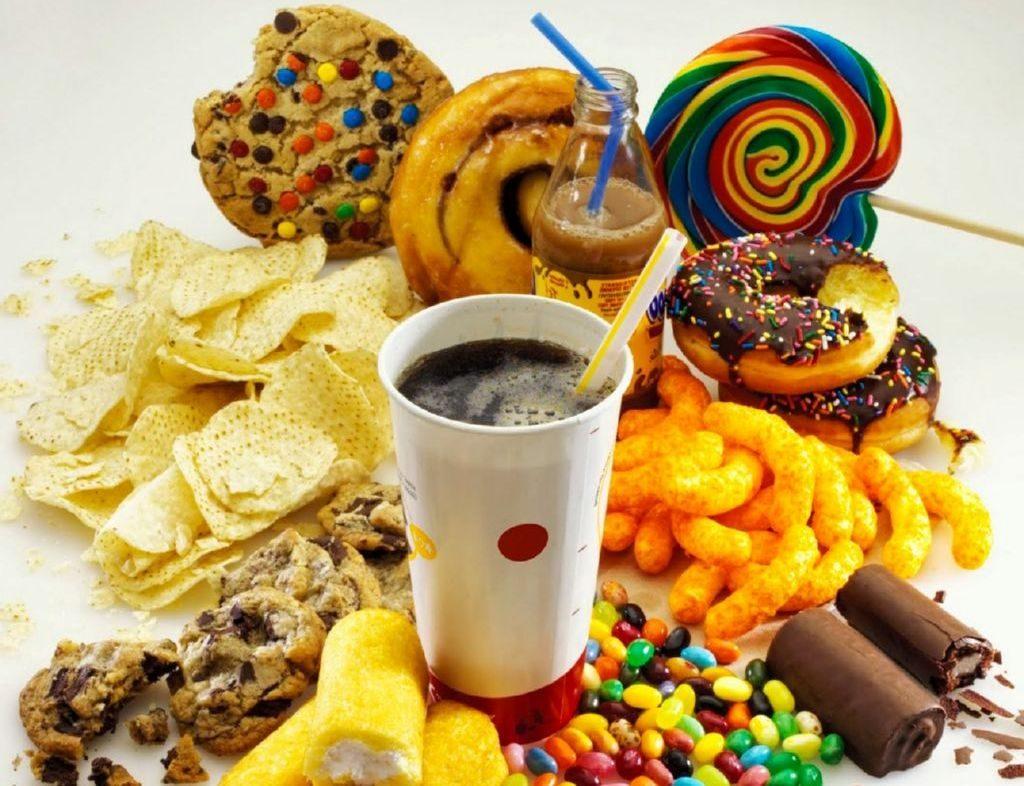 alimentos azucar